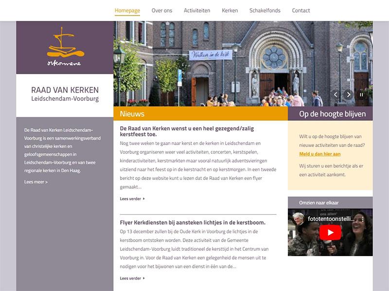 Raad van Kerken Leidschendam-Voorburg